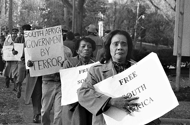 coretta scott king dr. martin luther king