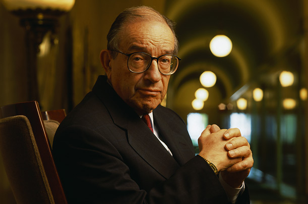Alan Greenspan served as Federal Reserve Chairman from 1987 to 2006