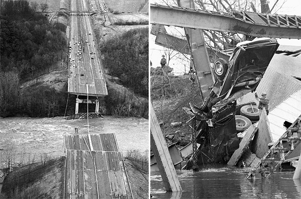 Disaster Bridge Accidents Collapse Fallen Dead Tragedy