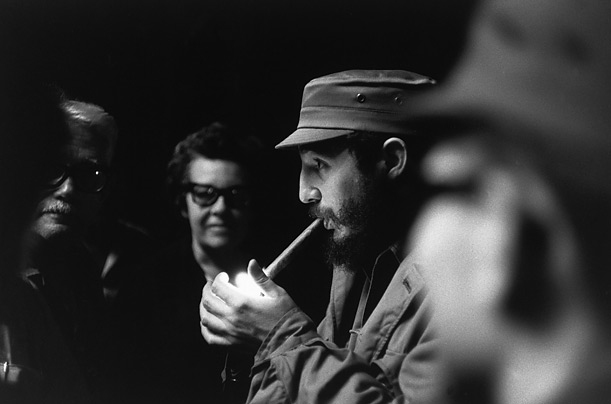 fidel castro essay In 2007, fidel castro warned in the first published essay after his illness: more  than three billion people in the world are being condemned to a.