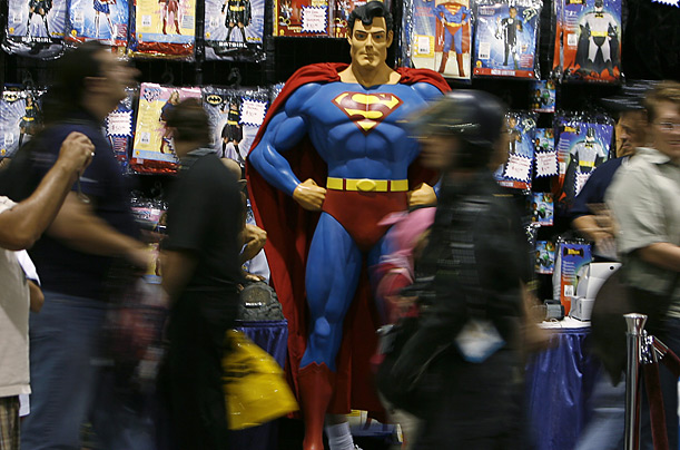 Superman Comic Con