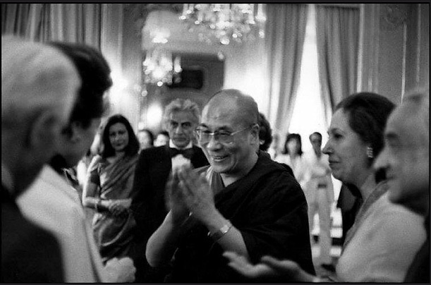 dalai lama essay Encounters between the dalai lama and groups of prominent scientists dat-   authored essays it is not possible to evaluate individual opinions other than.