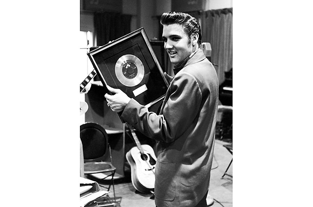 Elvis Presley Life Magazine Photographs