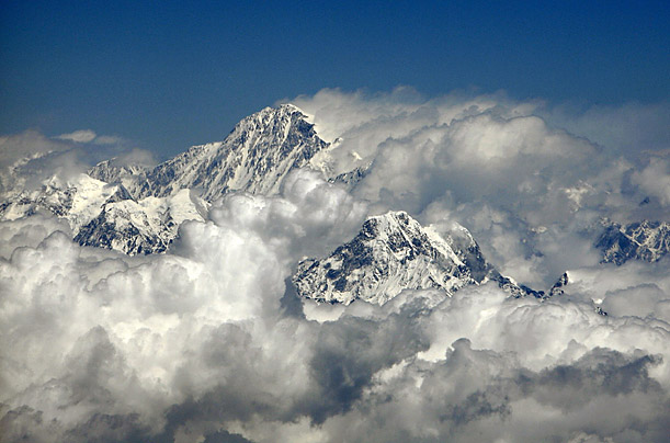 Mount Everest Tibet