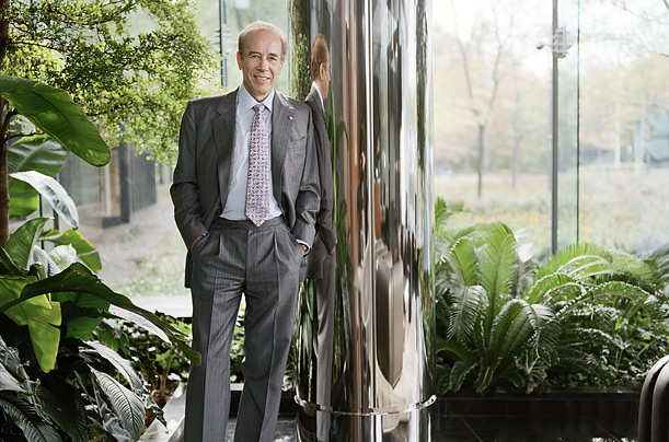 Canadian businessman Isadore Sharp has built the built the Four Seasons brand into a hotel and resort empire valued at over 3 billion dollars.