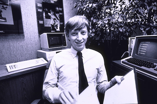 Bill Gates: The Early Years - Photo Essays - TIME