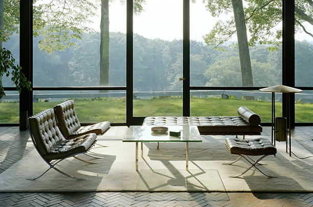 Philip Johnson Glass House