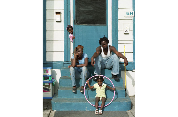 Hurricane Katrina: Survivors and Heroes - Photo Essays - TIME