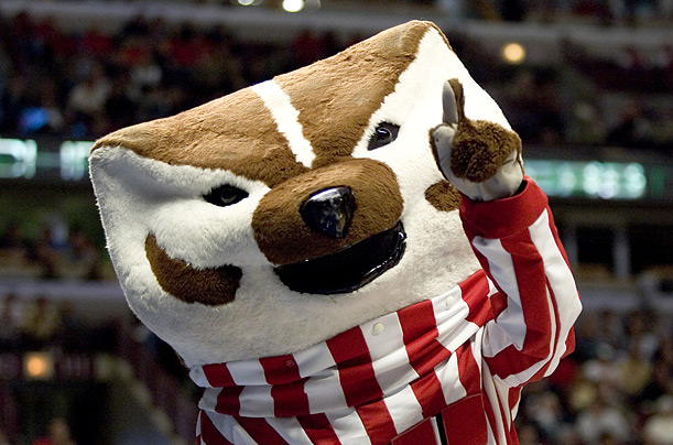 Mascots University of Wisconsin