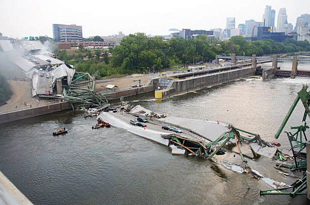 minneapolis bridge collapse