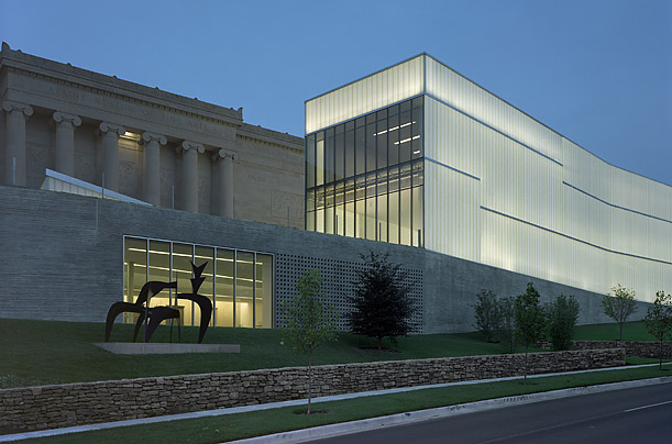 Nelson Atkins Museum Kansas City Missouri