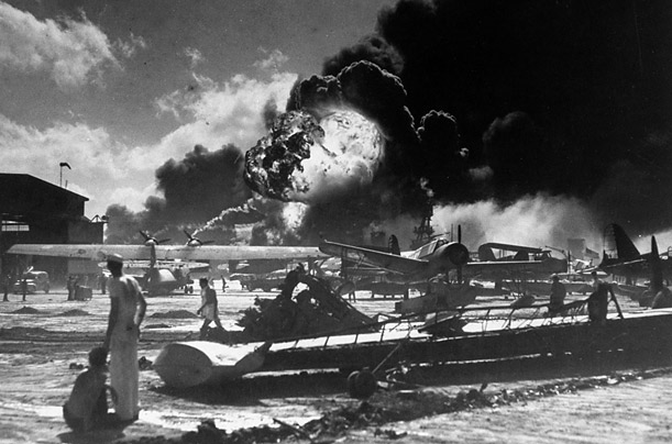 pearl harbor essay thesis