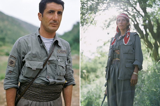PKK fighters Kurdistan Turkey Soldiers War Kurdistan Workers Party Violence Kidnapping murder terrorist