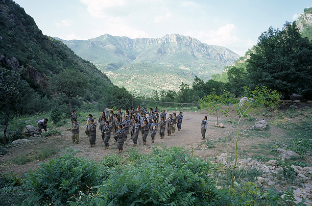 pkk photo essay