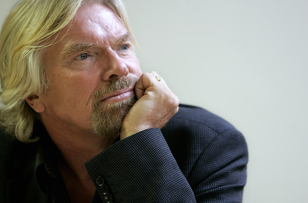Sir Richard Branson, the billionaire entrepreneur famous for creating the Virgin brand, was recently made the United Nations Correspondents Association Citizen of the World Award for his support for environmental and humanitarian causes.