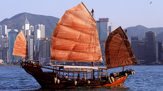 Hong Kong: 10 Things to Do — 3. Charter a Junk - TIME
