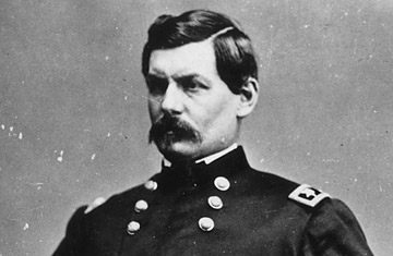 George B Mcclellan Presidential Also Rans Time