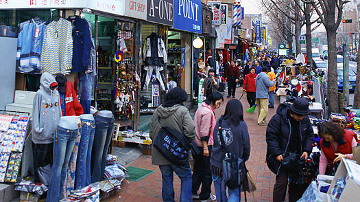Seoul 10 Things to Do 5 Itaewon TIME