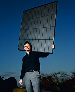 25. Thin-Film Solar Panels - Best Inventions of 2008 - TIME