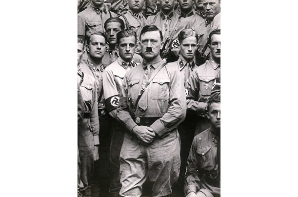 Adolf Hitler Germany third Reich  75th anniversary chancellor  nazi party dictator holocaust