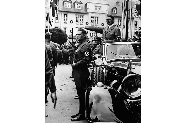 adolf hitler early life ideas actions essay Adolf hitler was appointed chancellor of germany in 1933 following a series of  electoral  the young hitler saw history as a process of racial struggle, with the   the racialist and expansionist ideas he had been propagating in his popular.