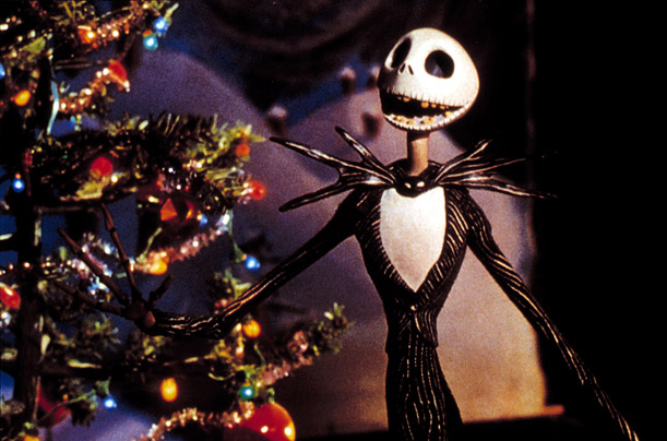 NIGHTMARE BEFORE CHRISTMAS, 1993.