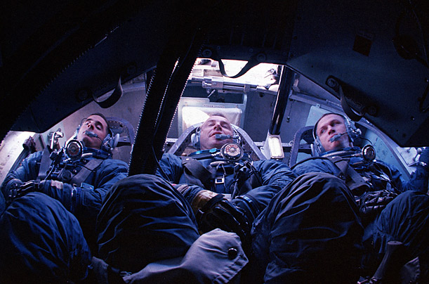 Apollo 8 Frank Borman James Lovell William Anders