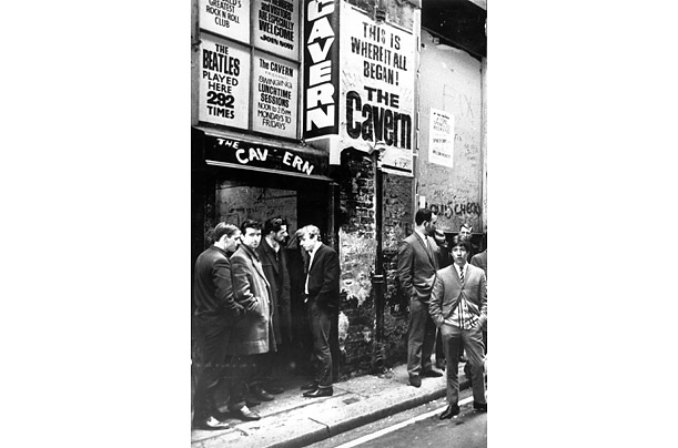 As the Beatles rose to international stardom, the fortunes of the Cavern Club followed. In the decade after the Beatles last performed there (August, 1963), the club welcomed acts like The Rolling Stones, the Yardbirds, The Who and Elton John.