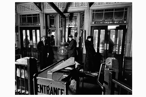 berenice abbott photography