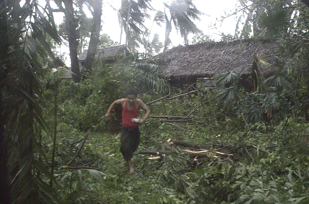 Burma Myanmar Rangoon Yangoon Cyclone Killed Dead Tragedy Weather Natural Disaster