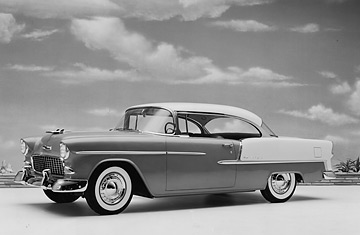 Chevrolet 1955 The Dozen Most Important Cars Of All