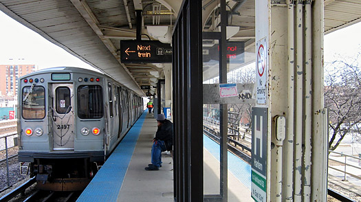 green line chicago tranist authority