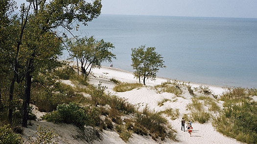 indiana dunes chicago sidetrip