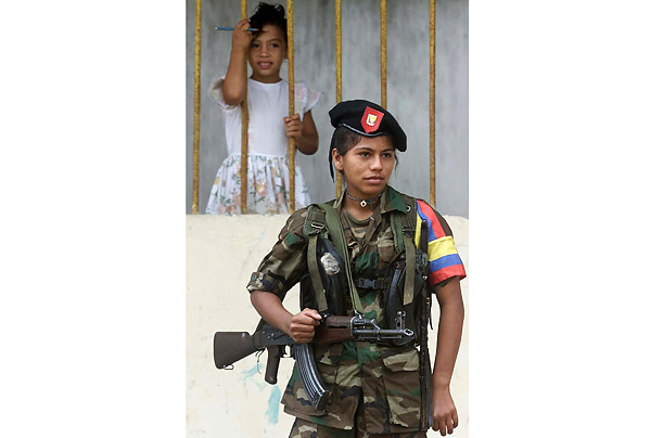 Child soldiers essay