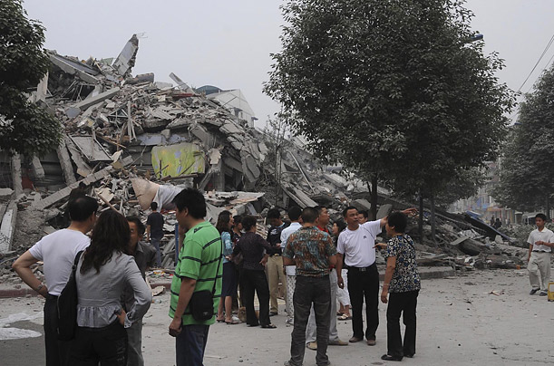 China Earthquake Dujiangyan Chengdu Southwest Dead Killed tragedy natural disaster