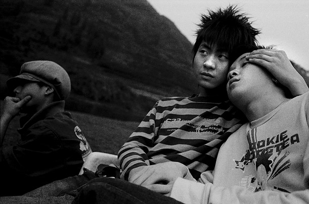 China, Changsha, Night, culture, counterculture, photographs, youth, music, rock and roll, drugs, sex