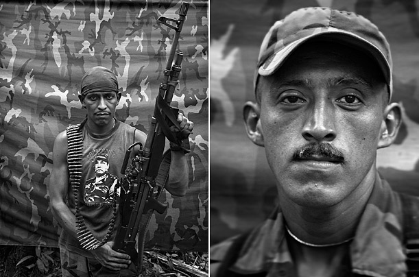 In the Jungle with FARC Photographer Alvaro Ybarra Zavala provides an intimate view of Colombia's notorious guerrilla army.
