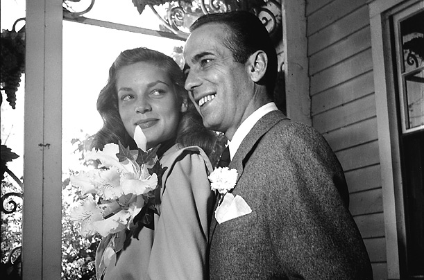 Humphrey Bogart and Lauren Bacall  They were a complex couple with a complex love.