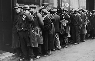 australia during the great depression essays Free essay: during the roosevelt administration it developed into a federal retirement plan the program began on june 8, 1934, five years after the start of.
