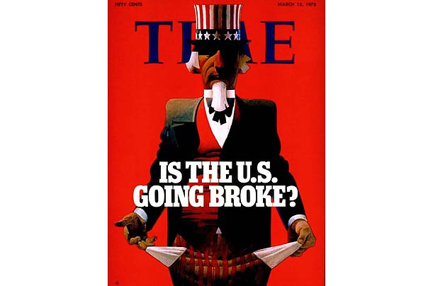 1972: Is the U.S. Going Broke?