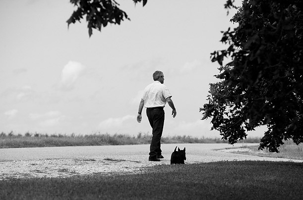 Presidents and Their Dogs - Photo Essays