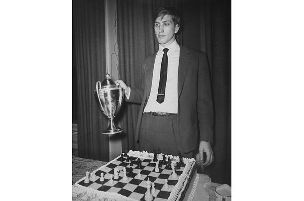 Quixotic Grand Champion  bobby fischer  Born to a Jewish family in Brooklyn, New York, Fischer was the only American to ever claim the mantle of world chess champion.