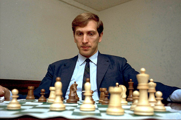 Quixotic Grand Champion  bobby fischer