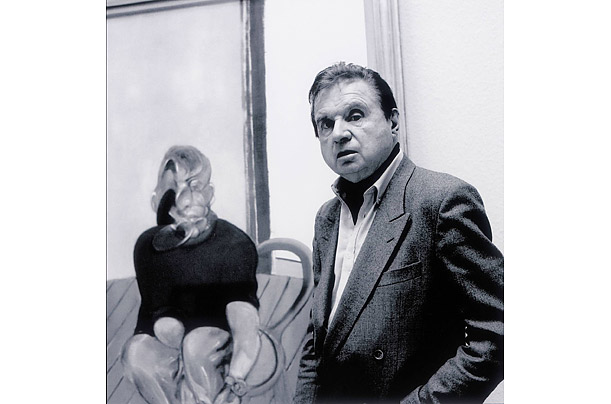 Portrait of  Artist, Francis Bacon
