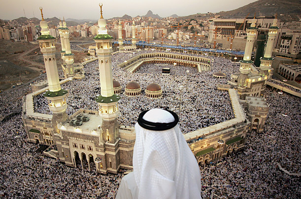 The Hajj Goes High-Tech Advances in infrastructure and security improve the experience of Islam's holiest pilgrimage