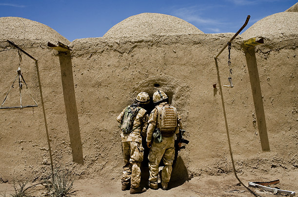 Helmand taliban afghanistan zalmai british troops iraq war