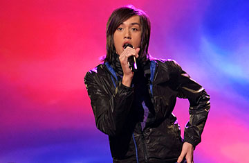 from Magnus danny noriega american idol gay
