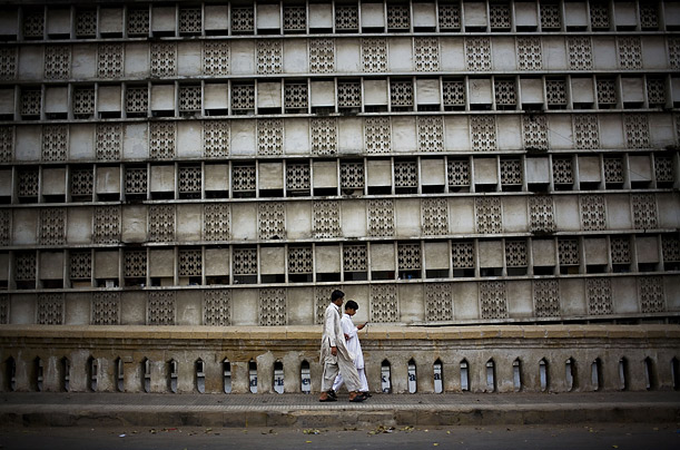 Karachi, Pakistan, water, Adam Ferguson, urbanization, development, growth
