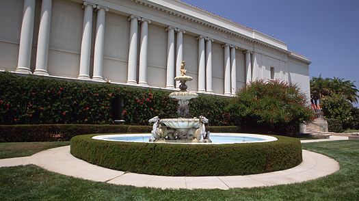 Huntington Library and Art Gallery, San Marino, Los Angeles, California
