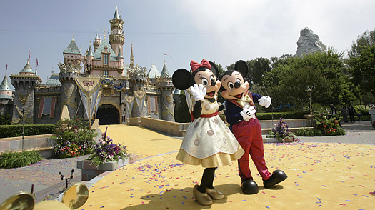 Disneyland  in Anaheim, California, los angeles travel